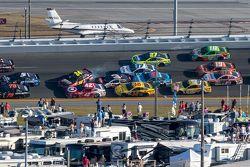 Jeff Gordon, Hendrick Motorsports Chevrolet en problemas