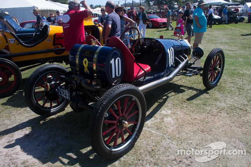 Ford Frontenac T Racer, 1915
