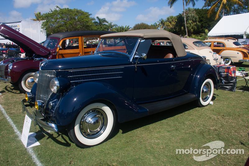 1936 福特 Model 68