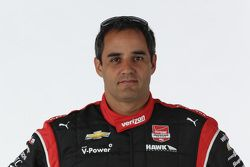 Juan Pablo Montoya, da equipe Penske Chevrolet