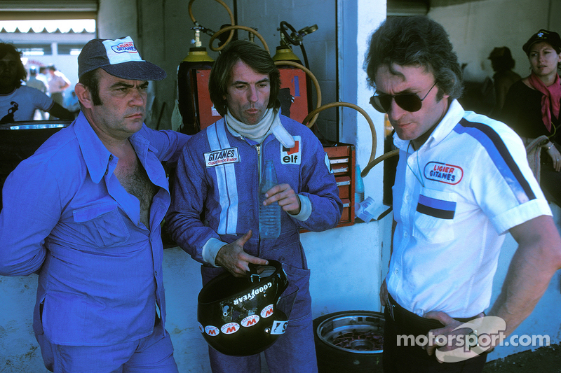 51 : Jacques Laffite, Ligier