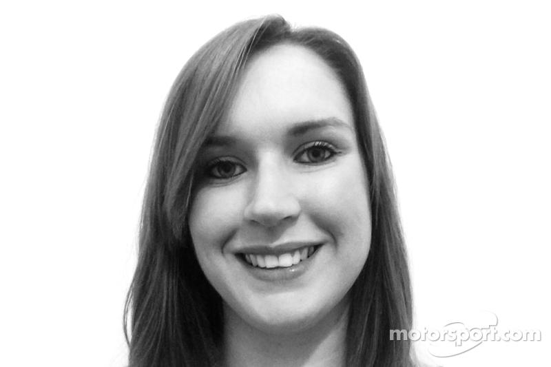 Katie Gamble, Sales Manager, Motorsport.com Großbritannien