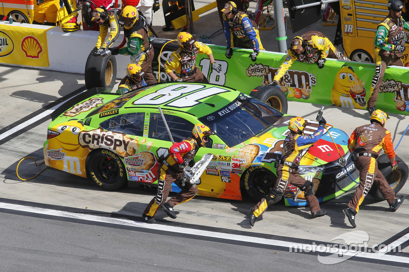 Метт Крафтон, Joe Gibbs Racing Toyota