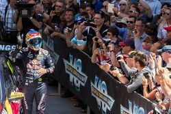 Craig Lowndes, Red Bull Holden drives in Adelaide