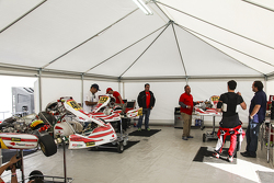 Área de equipo Piquet Sports