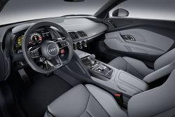 La nouvelle Audi R8