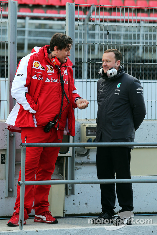 Alex Cinelli, Ingegnere Aerodinamico Ferrari
