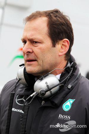 Aldo Costa, Mercedes AMG F1 Engineering Director