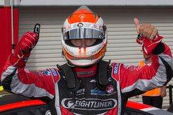 Race winner Fabian Coulthard, Brad Jones Racing Holden