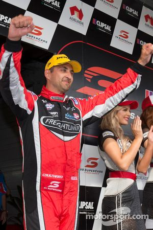 Racewinnaar Fabian Coulthard, Brad Jones Racing Holden