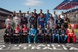 2015 drivers group photo