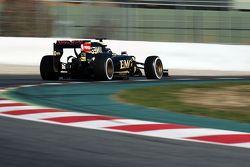 Romain Grosjean, Lotus F1 E23