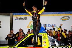 Le vainqueur Matt Crafton, ThorSport Racing Toyota