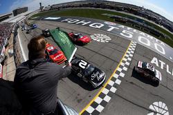Partenza: Joey Logano, Team Penske Ford al comando