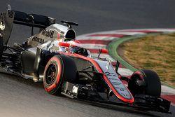 Jenson Button (GBR), McLaren Honda
