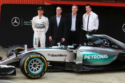 Qualcomm are announed as official technology partner for the Mercedes AMG F1 team, Mercedes AMG F1 S