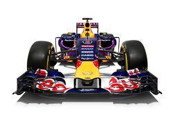Red Bull svela la livrea 2015