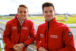 Max Chilton y Alex Buncombe
