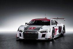 Nuevo Audi R8 LMS dio a conocer en Ginebra