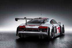 New Audi R8 LMS unveiled in Geneva