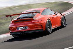 Презентация Porsche 911 GT3 RS, Специальное событие.