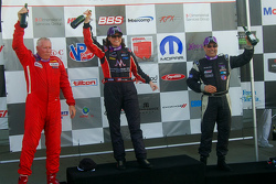 Podium: 1. Amy Ruman, 2. Doug Peterson, 3. Paul Fix