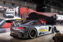 EL Mercedes AMG GT3