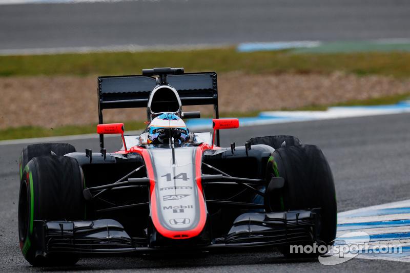 Dura pretemporada en Jerez