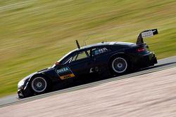 Auto de pruebas Audi RS 5 DTM
