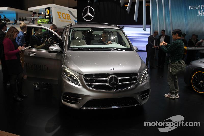 Mercedes Vision E Konsepti