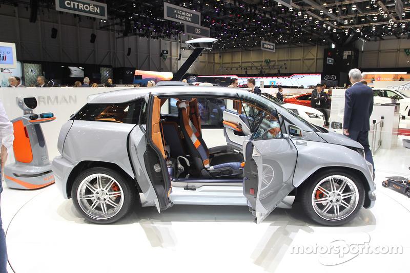 Rinspeed BMW 13 Budii Concept