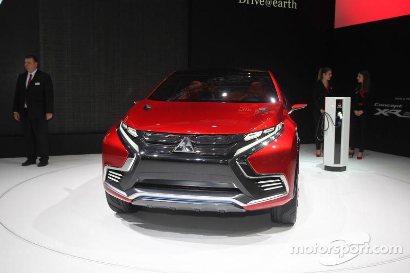 Mitsubishi XR PHEV II Concept