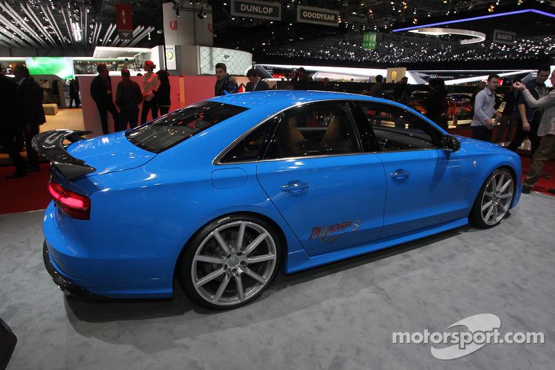 Mtm Audi S8 Talladega S At Geneva International Auto Show