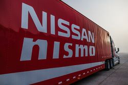 Nissan Nismo: transporteur