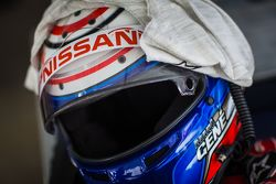 Casco de Marc Gene, Nissan