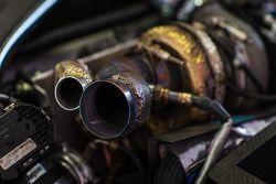 Nissan GT-R LM Nismo detalle
