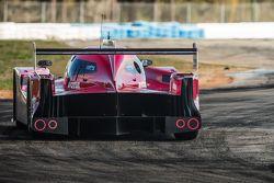 Pruebas de Nissan GT-R LM Nismo