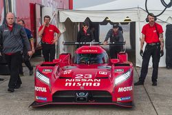Nissan GT-R LM Nismo photoshoot