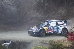 Andreas Mikkelsen, Mikko Markkula, VW Motorsports