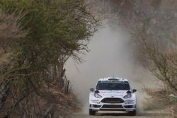 Elfyn Evans, David Barritt, M Sport World Rally Team
