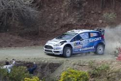 Elfyn Evans, David Barrit, M Sport World Rally Team