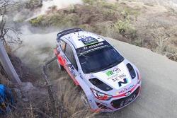 Hayden Paddon, John Kennard, Hyundai Motorsport N