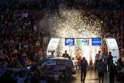 Rally Mexico saca chispas