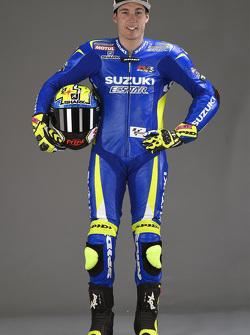 Алеш Эспаргаро. Запуск команды Suzuki GSX-RR, Презентация.