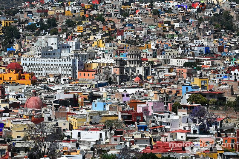 Atmosphäre in Mexiko