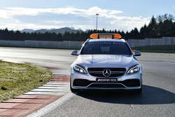 Mercedes AMG C 63 S medical car