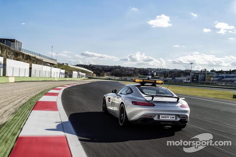 Mercedes-AMG GT S (2015-2017)