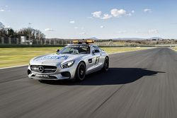 Mercedes-AMG GT S safety car