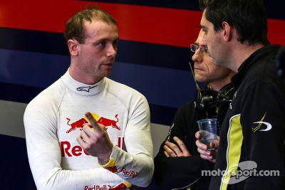 Testfahrten in Jerez, März