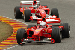 Ferrari Formula One customers
